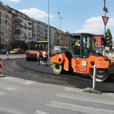 Завршени радови на раскрсници Булевара Јаше Томића и Руменачке