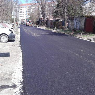 Поправка коловозне конструкције у Улици Милоја Чиплића