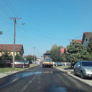 Већи број улица у Футогу, Ветернику, Адицама и Клиси добило нови асфалт