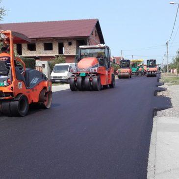 Нов асфалт у још три улице на Сајлову, Адицама и Фрушкогорком путу