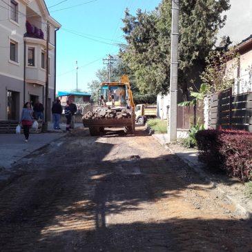 Почетак радова у Улици Ђуре Јакшића у Ср. Каменици