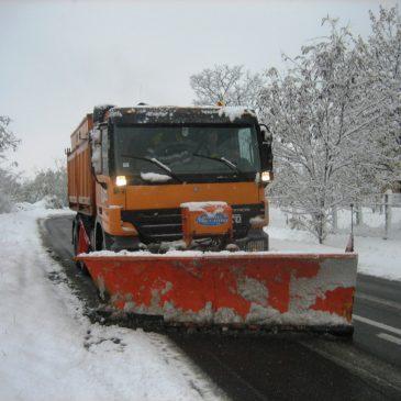 Први снежни талас ове зиме