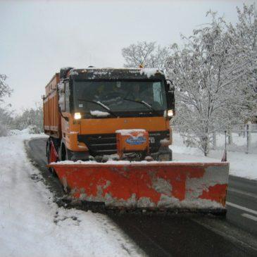 Нови снежни талас