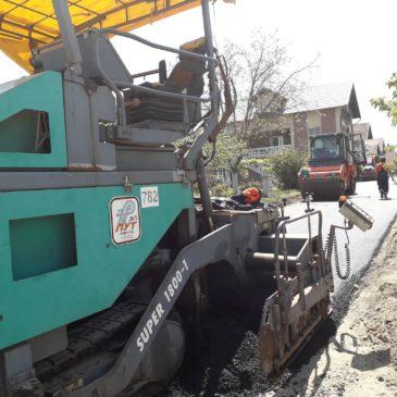 Нови циклус улица у Ветернику се асфалтира