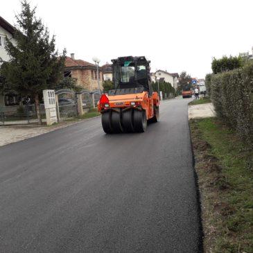 Завршено асфалтирање у Улици Бранислава Букурова