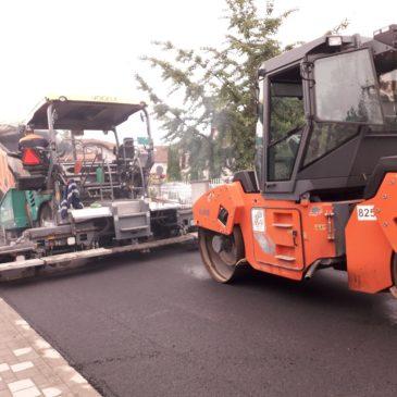 Асфалтиране још две улице у Сремској Каменици
